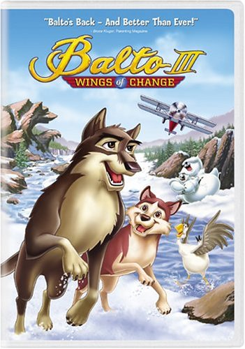 DVD : Balto III: Wings of Change (Full Frame, , Dubbed, Dolby, AC-3)