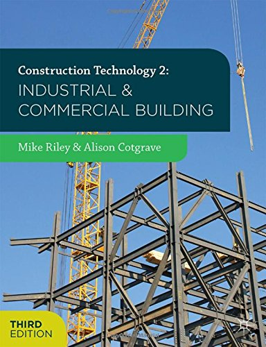 [B.e.s.t] Construction Technology 2: Industrial and Commercial Building<br />R.A.R