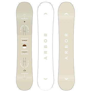 Arbor - Tabla de Snowboard para Mujer, 2019/150 cm