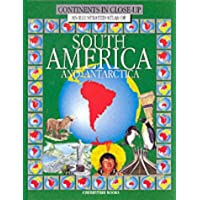 An Illustrated Atlas of South America (Continents in Close-up S.)
