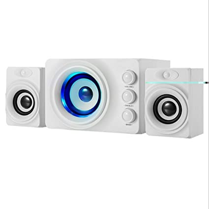Cajas acústicas Desktop Multimedia Home Speakers Audio para computadora Subwoofer Laptop Mini altavoces (175 *
