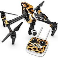 Skin For DJI Inspire 1 Quadcopter Drone – Cute | MightySkins Protective, Durable, and Unique Vinyl Decal wrap cover | Easy To Apply, Remove, and Change Styles | Made in the USA