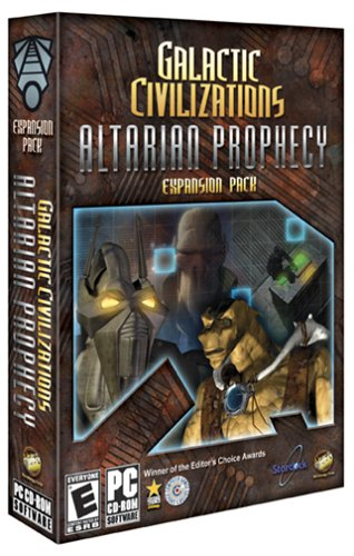 Galactic Civilizations: Altarian Prophecy Expansion Pack - PC
