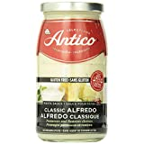 ANTICO Alfredo Pasta Sauce, 410ml (Pack of 6)
