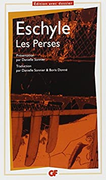 Les Perses par Eschyle