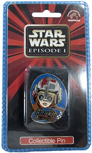 - Applause Star Wars Episode I Young Anakin Skywalker Collectible Pin