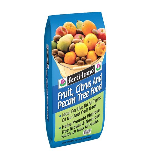 Voluntary Purchasing Group Fertilome 10820 Citrus and Pecan Tree Food, 19-10-5, 4-Pound