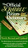 The Official Scrabble Players Dictionary, Merriam-Webster, 0877799156