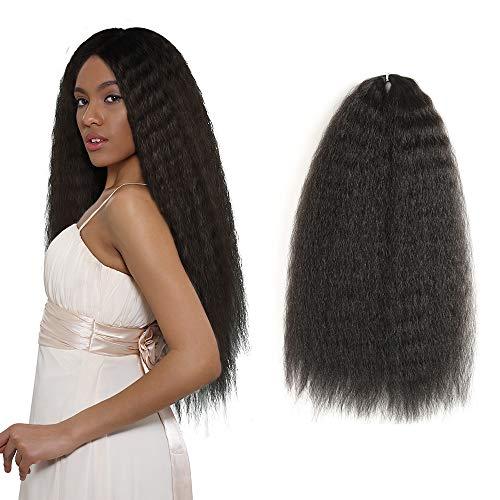 (FASHION IDOL Yaki Straight Hair Long Big Wave 20