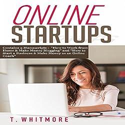 Online Startups: 2 Manuscripts