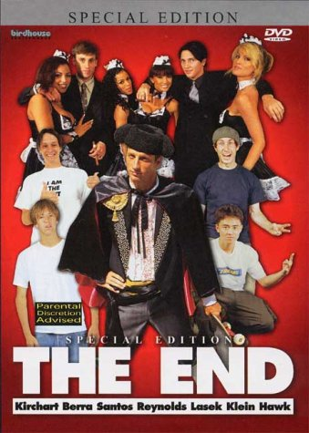 The End - Birdhouse English