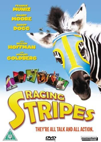 Racing Stripes [VHS]: Hayden Panettiere, Bruce Greenwood, M. Emmet ...