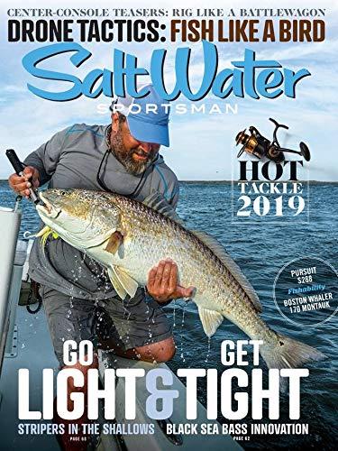 Magazines : Salt Water Sportsman