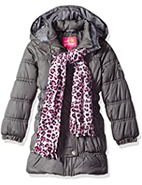 Girls Long Down Coat