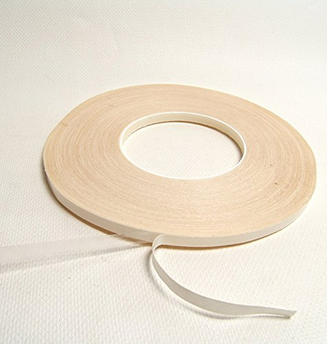 25 Pack Of Basting Tape, Double Faced, 1/4''x50yd Roll by sailrite