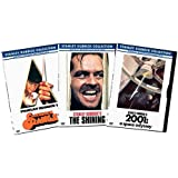 Stanley Kubrick 3-Pack (A Clockwork Orange / The Shining / 2001 A Space Odyssey)