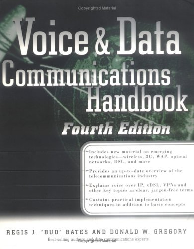 Voice & Data Communications Handbook (Standards & Protocols) Data Communications Handbook