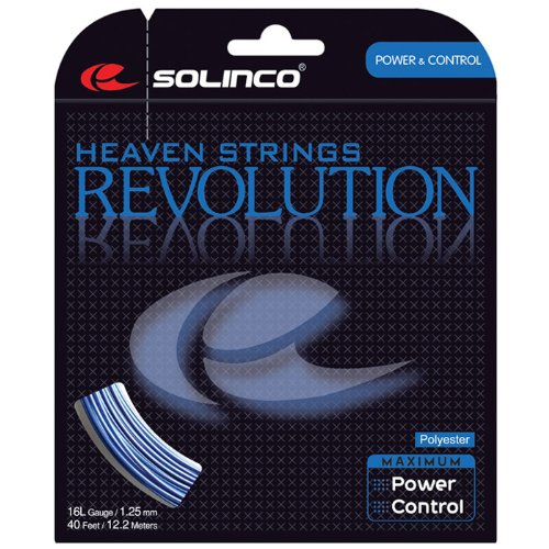 Solinco Revolution Tennis String Set-16L