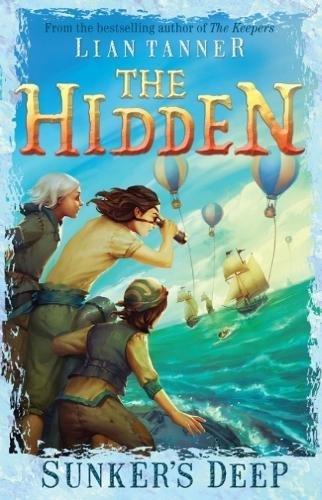 Download Sunker's Deep: Hidden Series 2 (THE HIDDEN SERIES) pdf epub