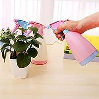 YJYdada Watering Can Pot Graden Flower Spray Bottle Hand Pressure