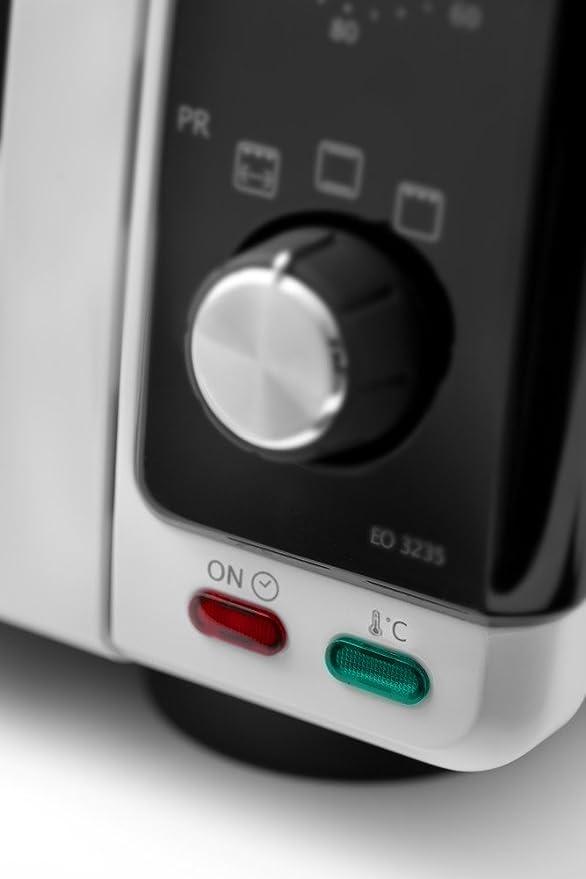 DeLonghi EO32352 Horno de sobremesa con 4 funciones de cocción ...