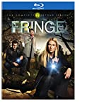 Cover Image for 'Fringe: The Complete Second Season'