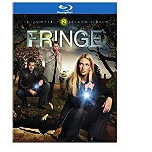 Fringe: Season 2 [Blu-ray] (2009)
