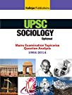 SOCIOLOGY Optional Main Examination Topic wise Question Analysis 1964 2014 9789351720652 available at Amazon for Rs.87