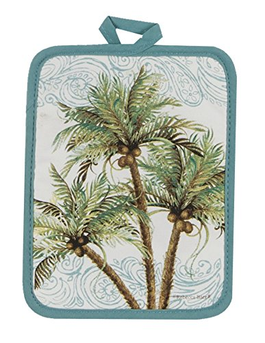 Kay Dee Designs Key West Palm Tree Potholder