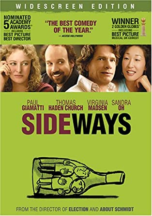 Sideways Paul Giamatti