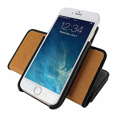 Piel Frama 678 Black Leather Wallet for Apple iPhone 6 / 6S / 7 / 8 by Piel Frama (Image #4)