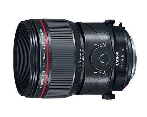 Canon 90mm f/2.8L Macro - Tilt-Shift DSLR Lens (Best Canon Tilt Shift Lens)