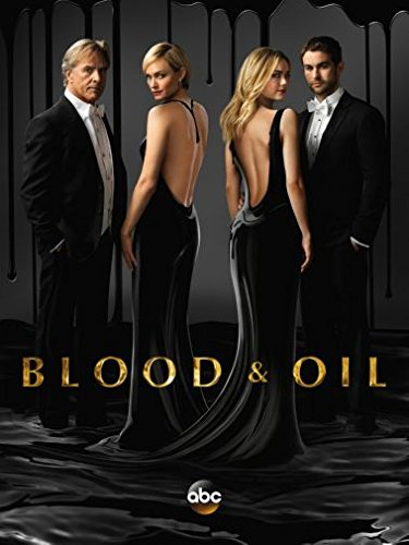 Blood And Oil Poster Large 24 x 36 inches 61x91.5cms