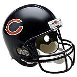 Riddell NFL Chicago Bears Deluxe Replica Football Helmet