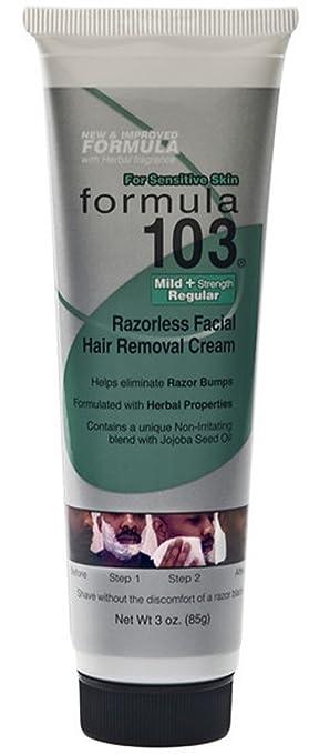 Amazon.com: Fórmula 103 para piel sensible (nuevo & Mejorado ...