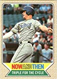 2017 Heritage High Numbers Now and Then #NT-1 Wil Myers Padres Baseball
