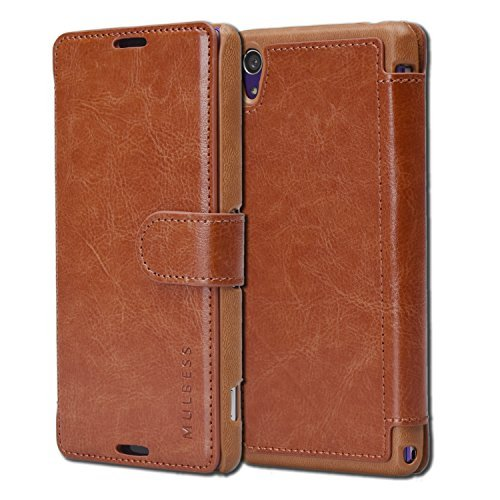 Sony Xperia Z2 Case Wallet - Mulbess [Layered Dand…