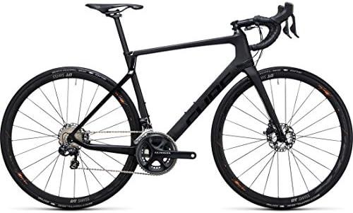 Bicicleta de carretera Cube agree C: 62 SLT Disc carbon N Black ...