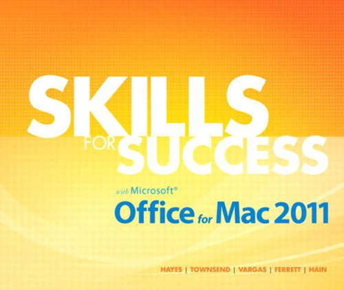 Skills for Success with Mac Office 2011 Pdf