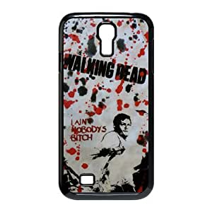 Custom Your Own Personalised The Walking Dead Daryl Dixon SamSung Galaxy S4 I9500 Best Durable Case Cover