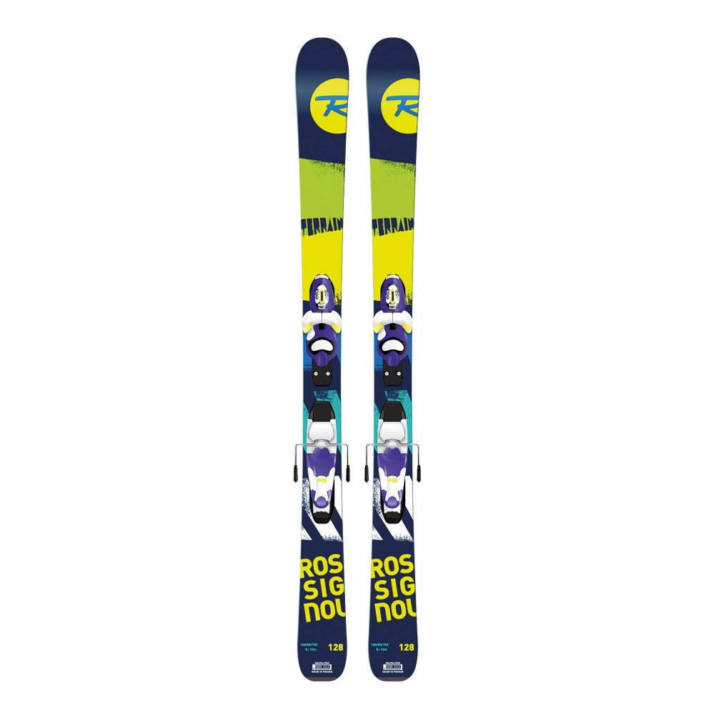 Art.Nr RRF02JC Rossignol Terrain Boy Kid