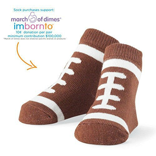 Baby Socks - Football Socks - Size 0-12 Months - 174405