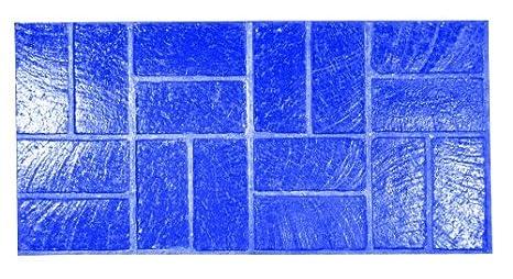 MARSHALLTOWN The Premier Line BWBRICK 30-1//2-Inch by 15-1//2-Inch New Basketweave Brick Mat