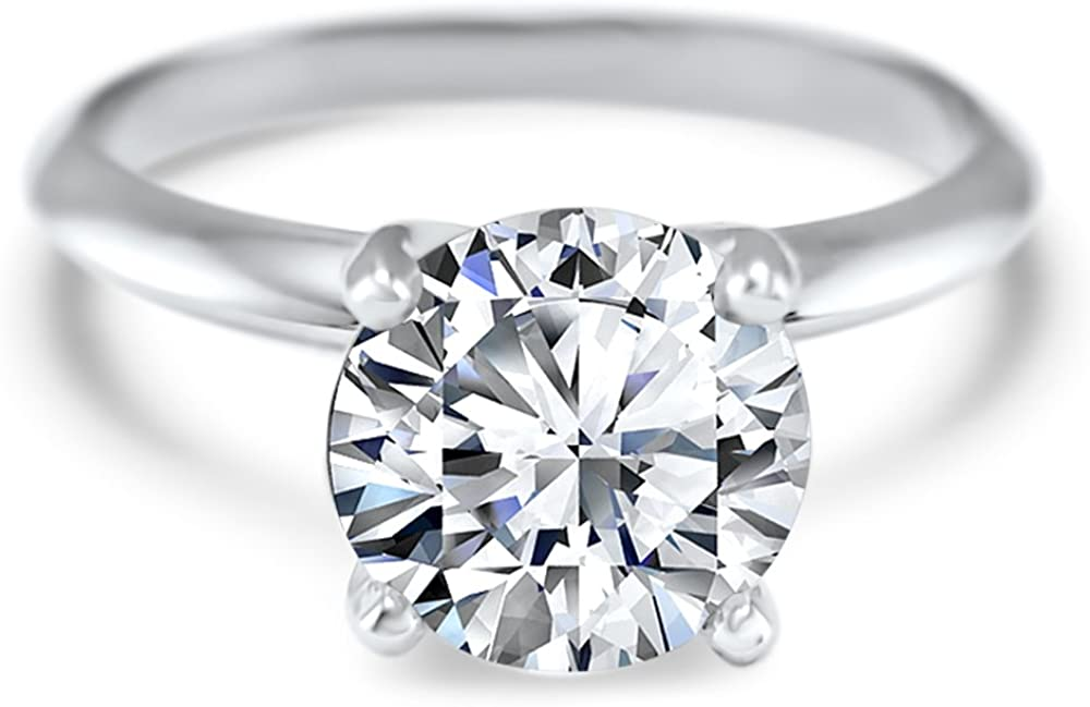 Ring Marquise Ring Marquise Cut Marquise Engagement Ring 2.0CT Marquise Wedding Promise Twisted Knot Solitaire Ring Band 14k White Gold