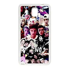 Magcon Edit Cell Phone Case for Samsung Galaxy Note3