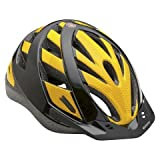 Schwinn Men's Adult Helmet Ridge Yellow Black