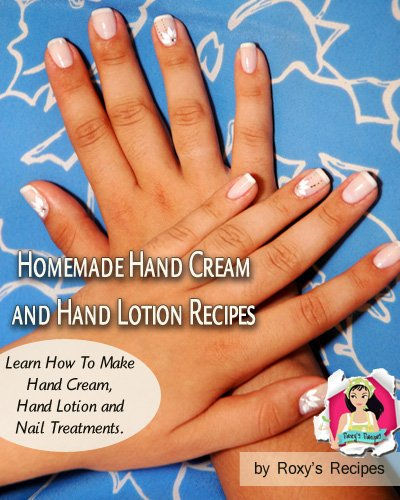 Recipe For Hand Lotion - 2