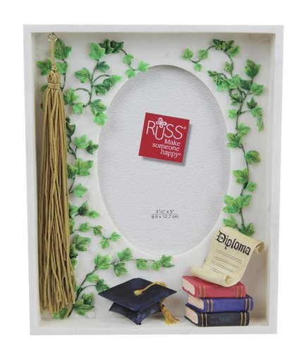 Graduation Picture Frame by Russ Berrie