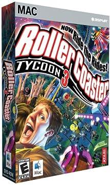 RollerCoaster Tycoon 3  - Mac