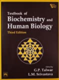 img - for Textbook of Biochemistry and Human Biology by G.P. Talwar (2004-08-30) book / textbook / text book